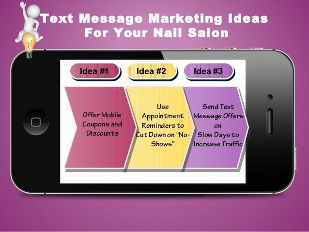 text message marketing for nail salons