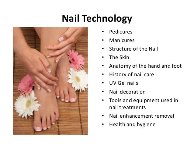 Nail technician course