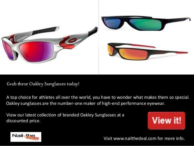 oakley sunglasses online uae  3. grab these oakley sunglasses