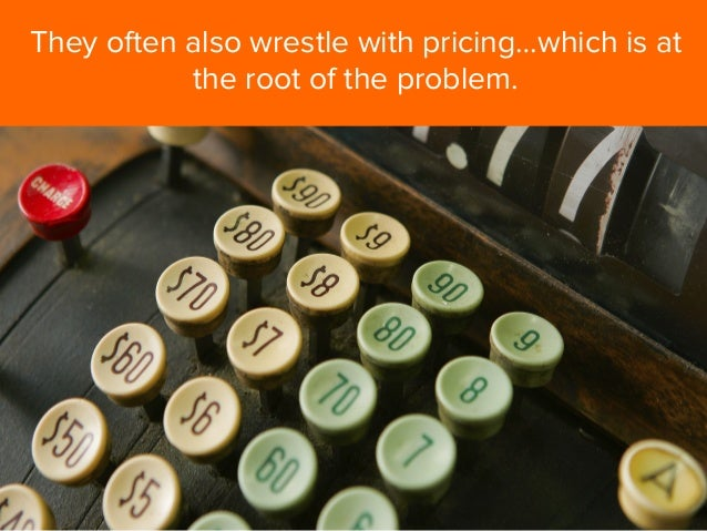 Nail Your Pricing Strategy: Raise Your Agency's Margins with Value-Based Pricing Slide 3