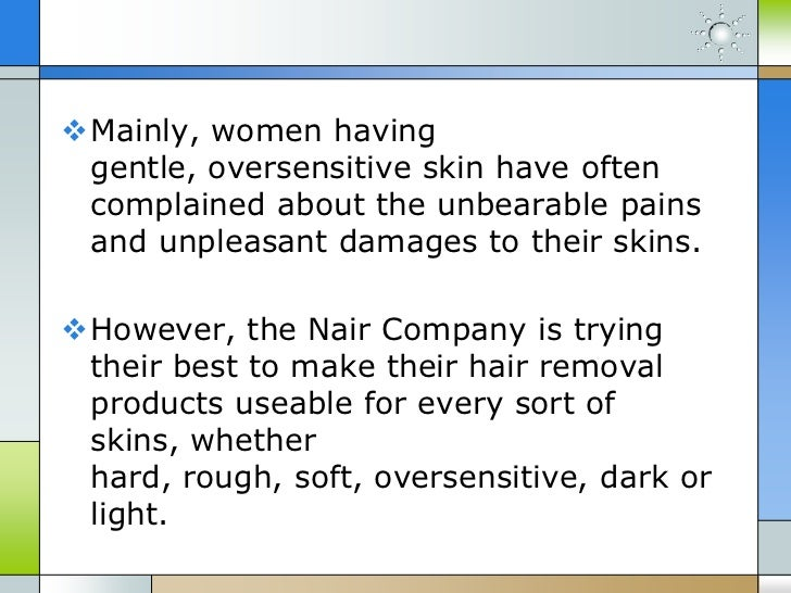 Nair Hair Removal Cream The Perfect Product To Reduce Your Unwanted H