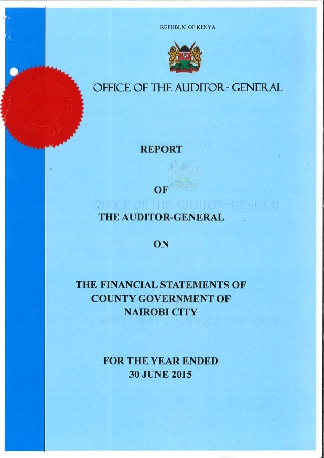 Nairobi spent Sh1 billion in legal fees, overshot budget by Sh5bn