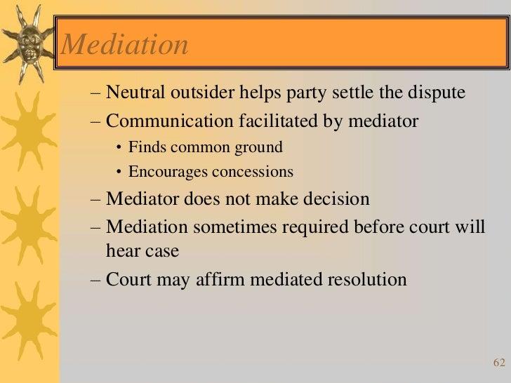 Business law 2 mediation neutral colourmoves