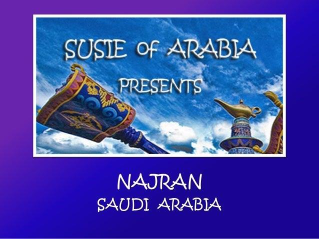 NAJRAN SAUDI ARABIA