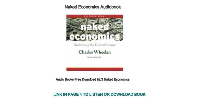 Audio Books Free Download Mp3 Naked Economics