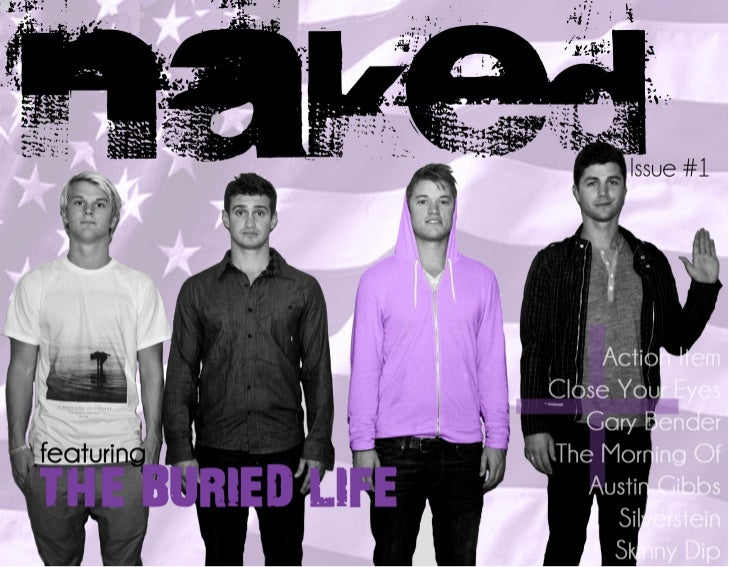 Naked Mag - Issue #1!