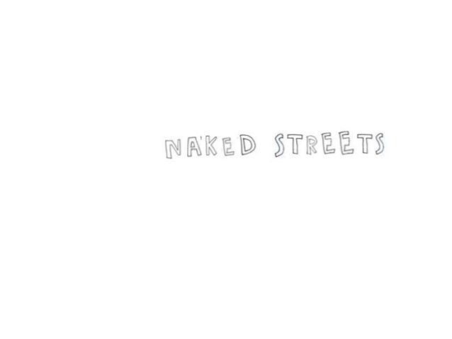 Naked streets refers to the concept of stripping a roadway of its signage—all of it, including stop signs, signals, and ev...