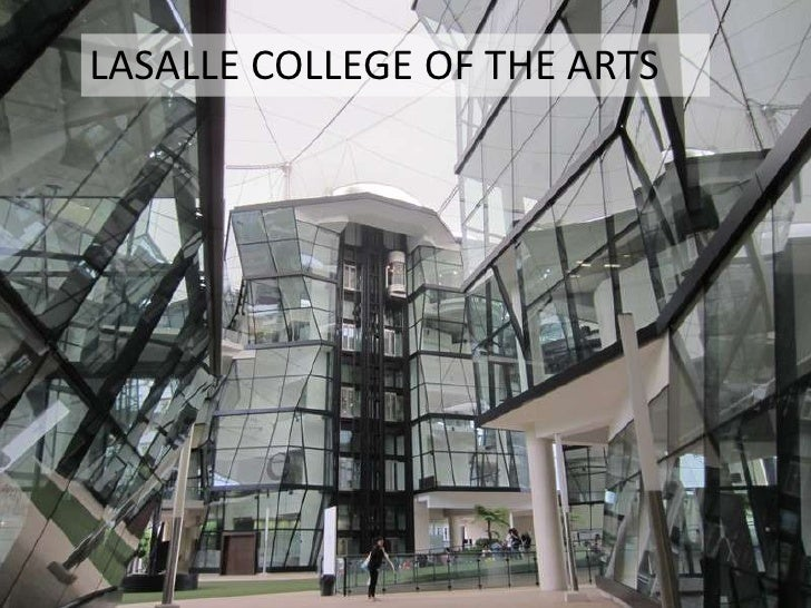 LASALLE COLLEGE OF THE ARTS<br />