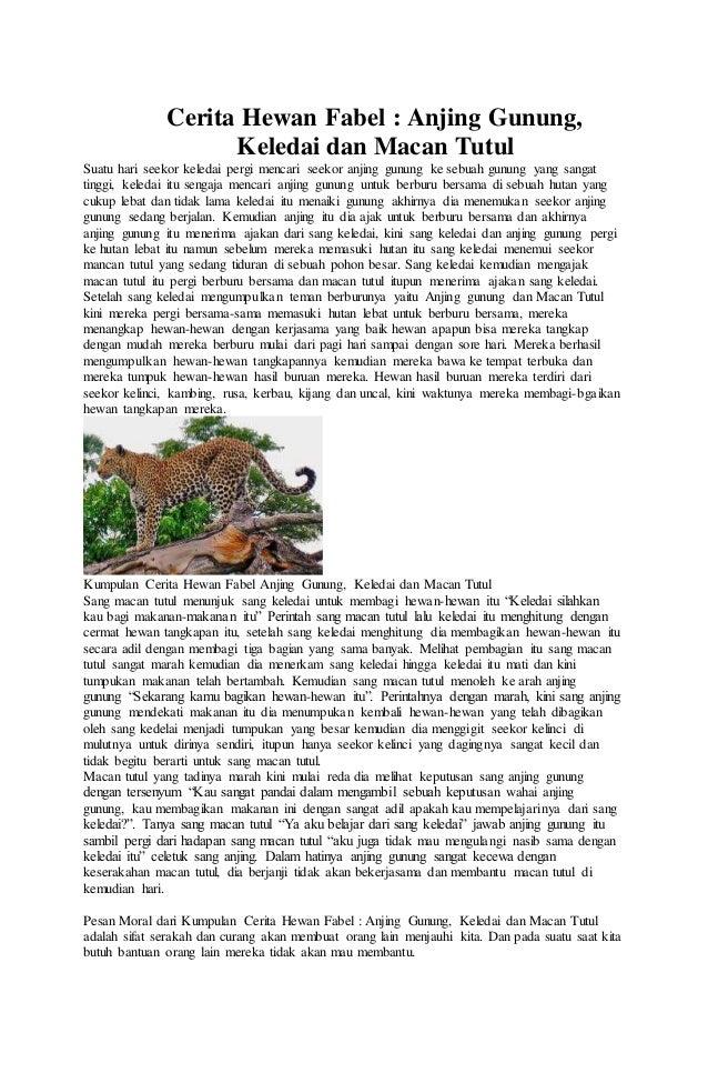 960 Koleksi Gambar Hewan Dalam Cerita Fabel Gratis Terbaru