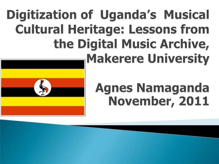    Makerere University is the oldest University in East    Africa-established 1922. It became a fully-fledged    Institut...