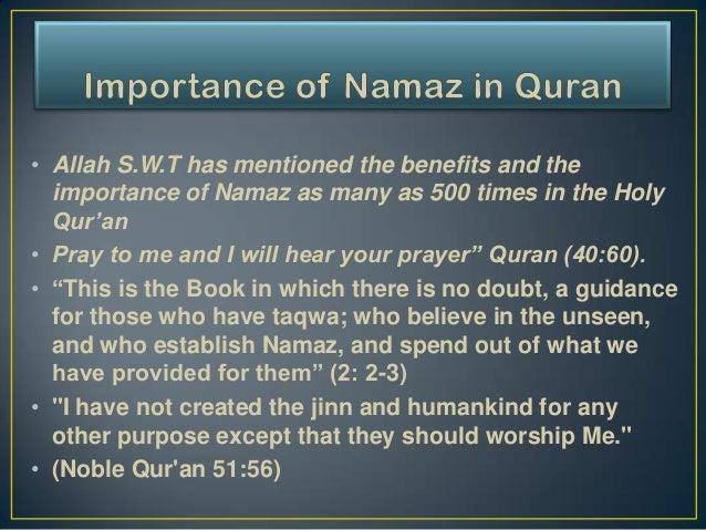 Quran Namaz 62
