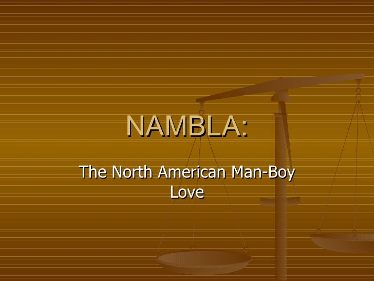 NAMBLA: The North American Man-Boy Love