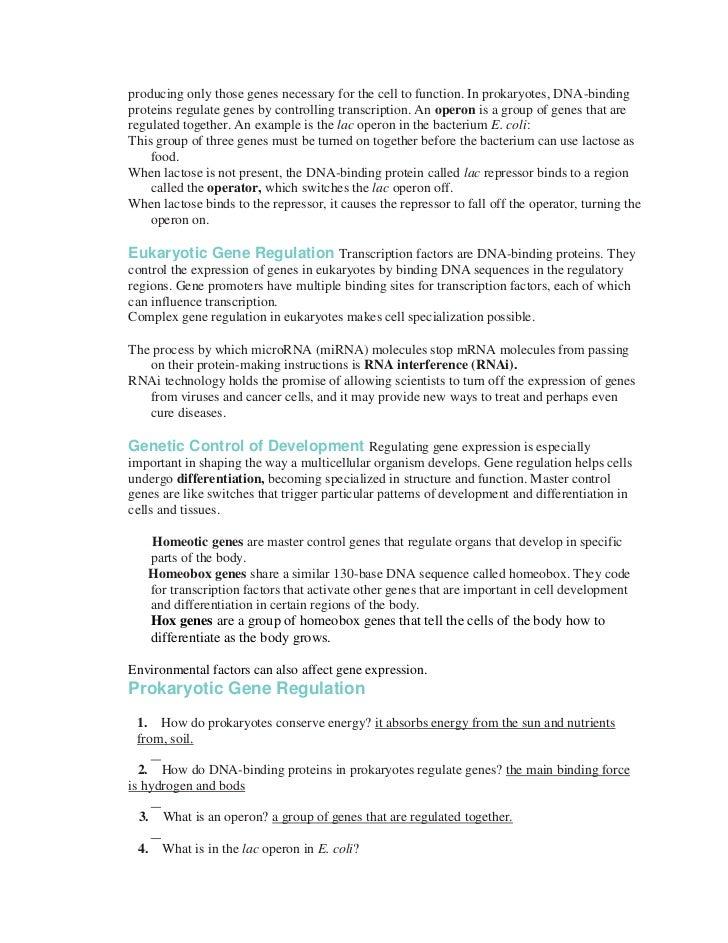 gene expression worksheet free worksheets library download and print worksheets free on. Black Bedroom Furniture Sets. Home Design Ideas