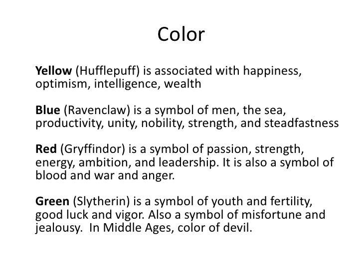 Names And Symbols