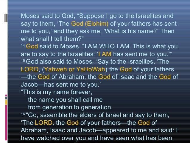 Names of god 3