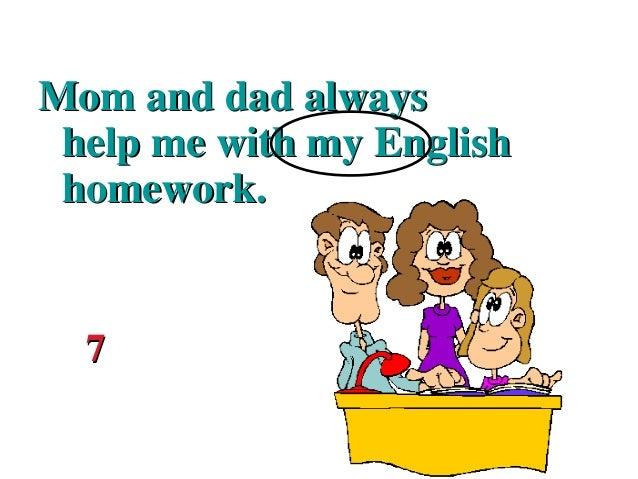 Homework helper adjectives