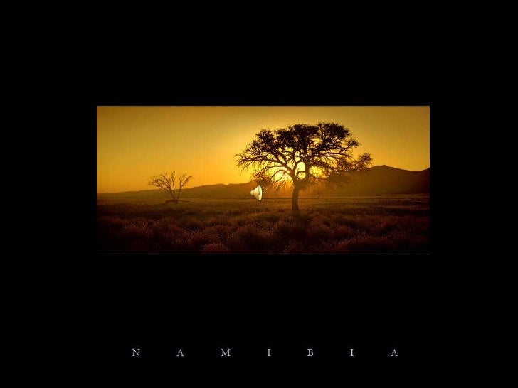 NAMIBIA<br />