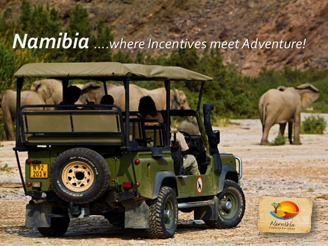 Namibia ….where Incentives meet Adventure!