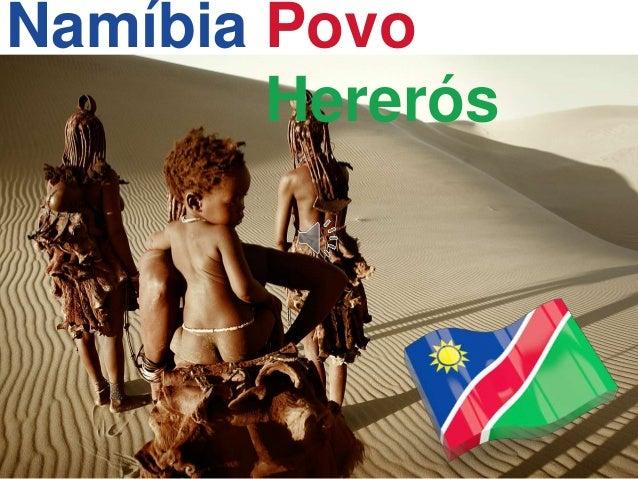 Namíbia Povo Hererós