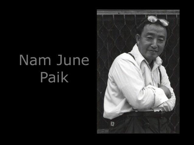 Nam June Paik