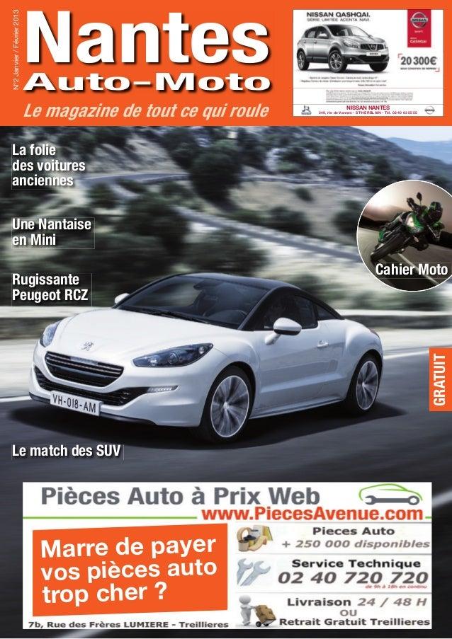 Nantes Auto-Moto numéro 2 Hiver 2013