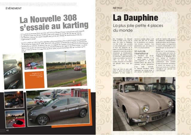 RÉTRO De Dauphine, la Renault sortie en 1956 n'en a que le nom. En effet, la Dauphine est loin d'être une seconde ou une r...