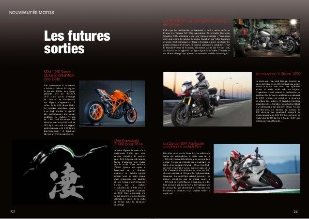 Les futures sorties NOUVEAUTÉS MOTOS Une Kawasaki Z1000 pour 2014 A peine digérée la sortie de la tonitruante Z800, que no...