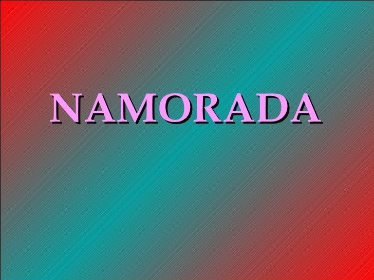 NAMORADA