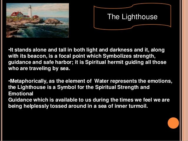 Symbolism: 'To the Lighthouse'