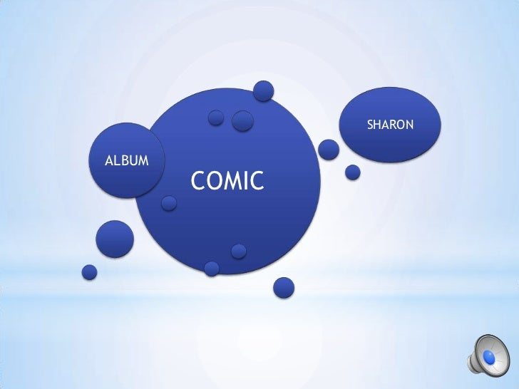 SHARONALBUM        COMIC