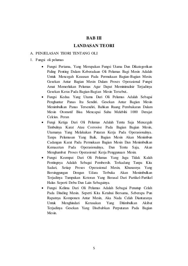 Contoh Laporan Pkl Bab 3 Landasan Teori Download Contoh Lengkap Gratis