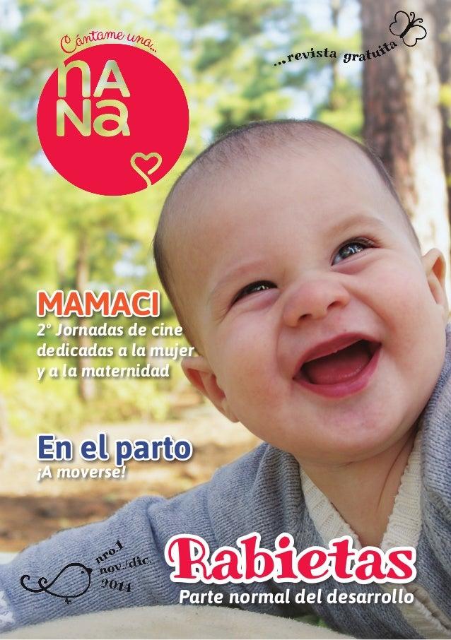 RabietasParte normal del desarrollo MAMACI 2º Jornadas de cine dedicadas a la mujer y a la maternidad En el parto ¡A mover...