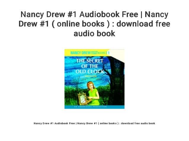 Balanced) the bungalow mystery (nancy drew, #3) read/download.