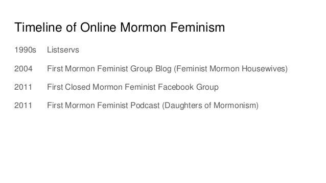 Nancy Ross on Mormon Feminist Podcasting Networks Slide 2
