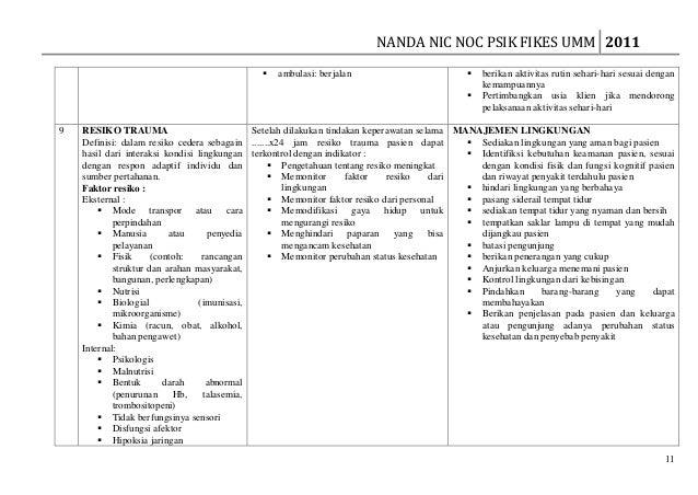 NANDA, NIC, and NOC-An International Review
