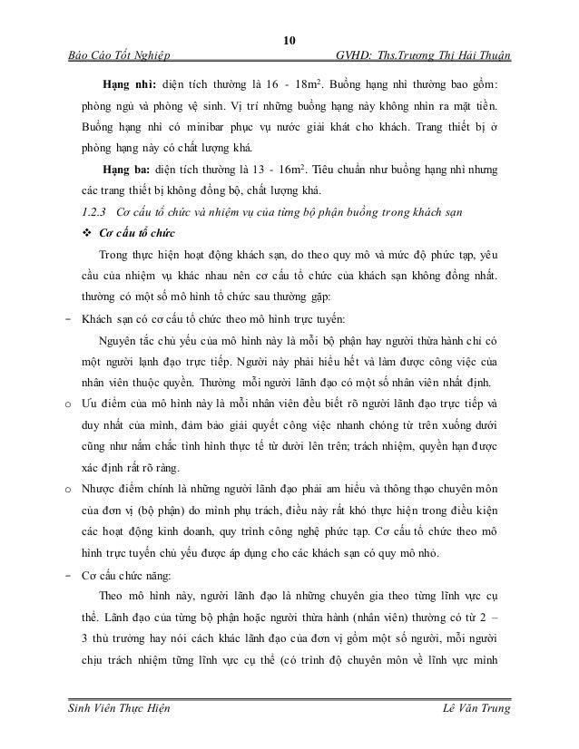 10 Báo Cáo Tốt Nghiệp GVHD: Ths.Trương Thị Hải Thuận Sinh Viên Thực Hiện Lê Văn Trung Hạng nhì: diện tích thường là 16 - 1...