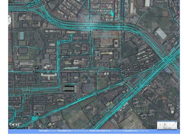 OpenStreetMap VS Google Map●    Google Map 你只能加圖層,無法修改 Google Map 本身的圖資●    仍存在的台大三棟洞洞館●    OpenStreetMap 圖資是開放授權,能有不少運用,包...