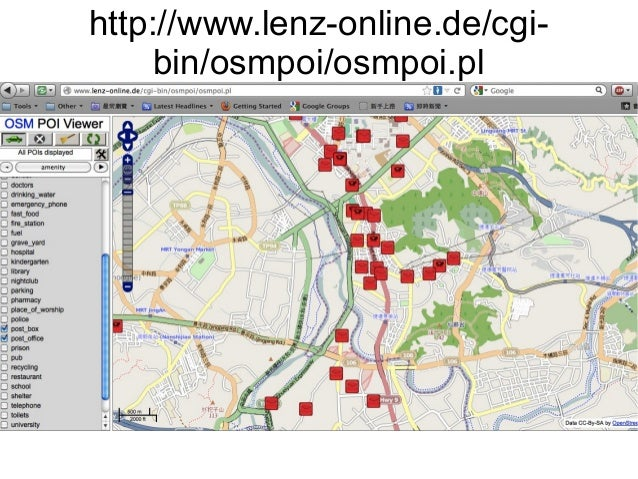 CC-BY-SA 2.0+ Kachkaevhttp://wiki.openstreetmap.org/wiki/File:Surveying_with_walking_papers.jpg