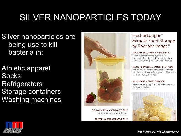 Nanostained Glass Classroom Presentation