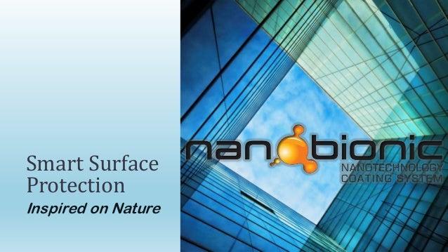 Smart SurfaceProtectionInspired on Nature