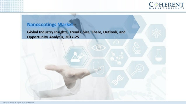 © Coherent market Insights. All Rights Reserved Nanocoatings Market - -Global Industry Insights, Trends, Size, Share, Outl...