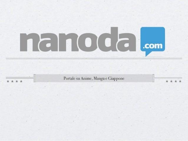 Storia di Nanoda.com