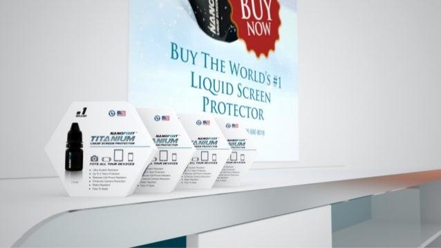 Nanofixit presentation products