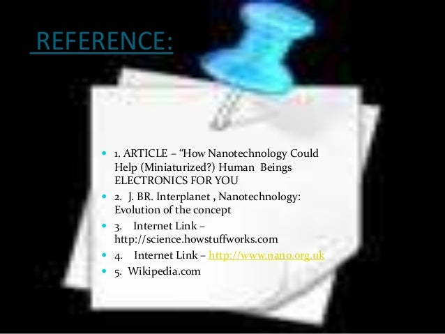 the impact of nanotechnology in our lives essay November 2010how do nanoparticles impact our environment and us   november 2010nanotechnology, climate and energy: over-heated.