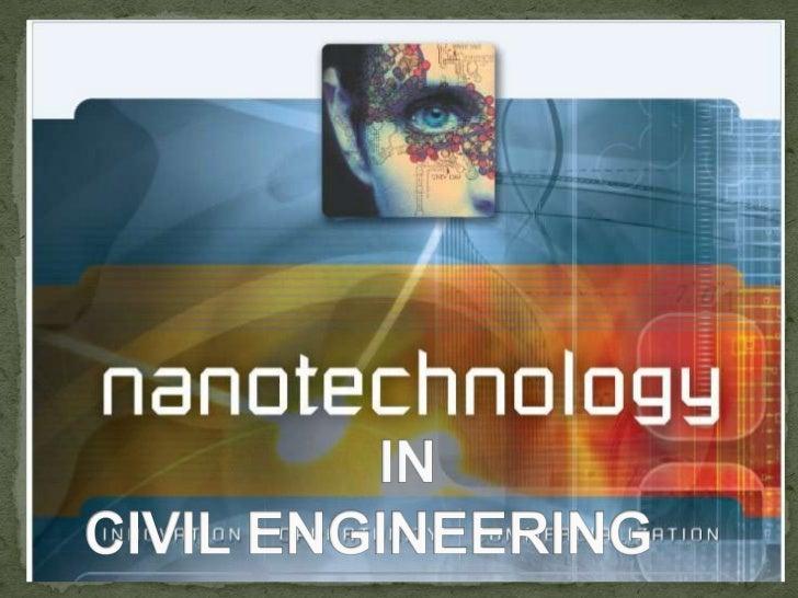 Applications of nanotechnology  authorstream.