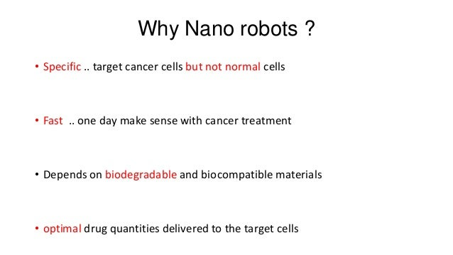 Nanotechnology In Medicine: Huge Potential, But What Are The Risks?
