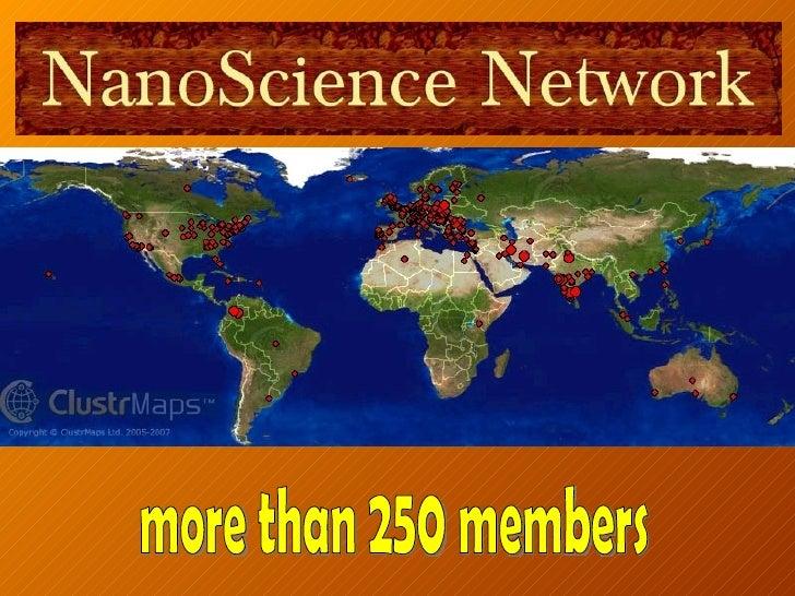 more than 250 members
