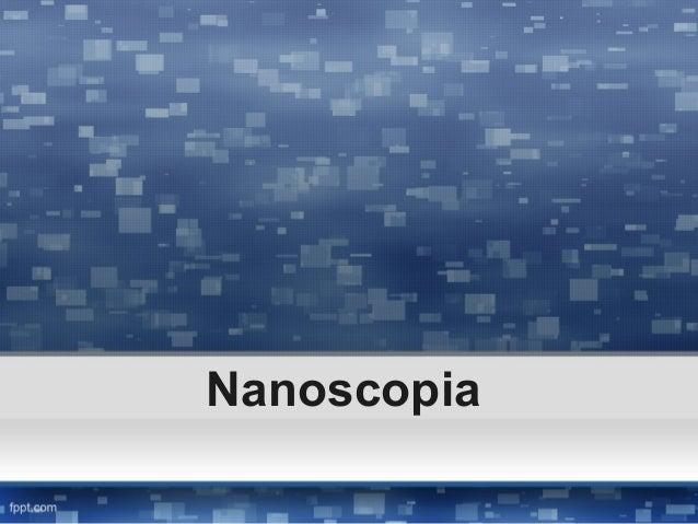 Nanoscopia