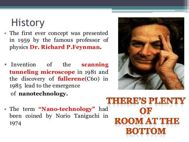 Nanotechnology power point 1.