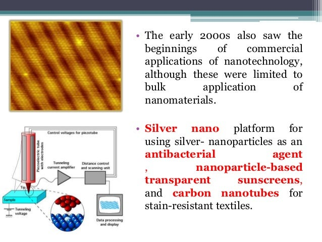 nanotech n nanoscience Nanotechnology is the application of nanoscience leading to the use of new  nanomaterials and nanosize components in useful products nanotechnology  will.